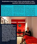 Adwokat Izabela Grzybek - wywiad - KoBBieciarnia